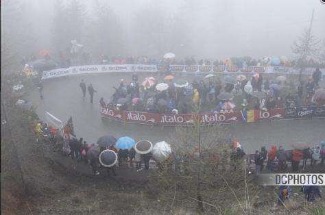 Giro Stage 14 Jafferau 2 CREDIT DAVIDE CALABRESI