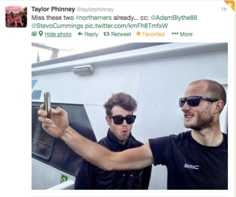 Taylor blythe etc