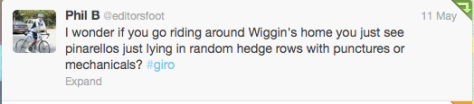 TT Wiggins home hedge