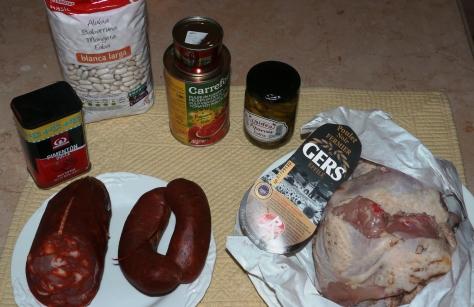 My version of Basque chicken (image: Sheree)