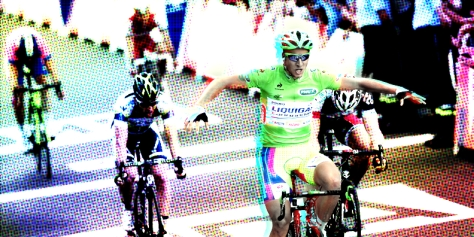 How will Sagan celebrate victory this year? (Image: Panache)