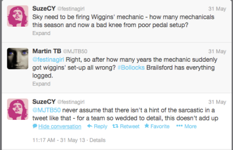 Wiggins mechanic firing