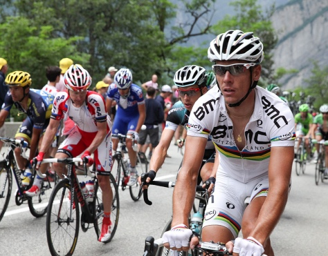 The World Champion, Philippe Gilbert - CC