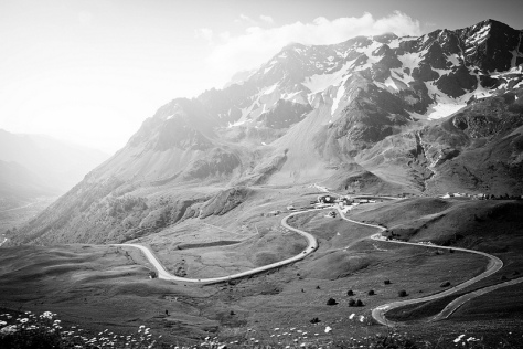 Lautaret to Galibier - CC