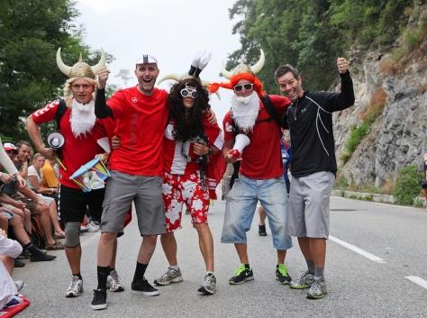 Panache with some Norwegians - CC