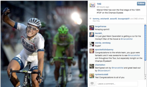 Arc 5 Kittel triumph pic