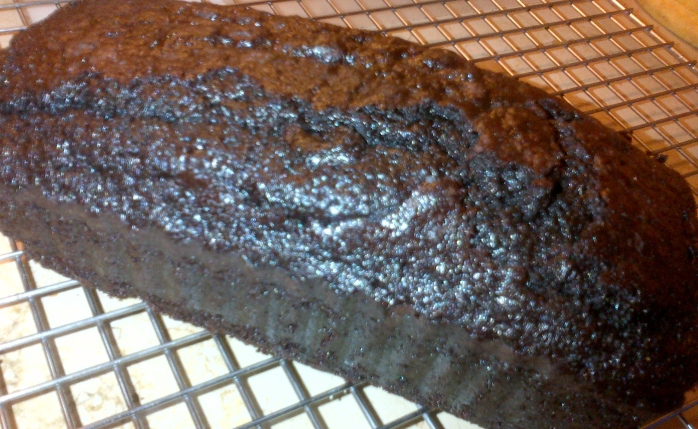 A deliciously moist cake (image: Sheree)
