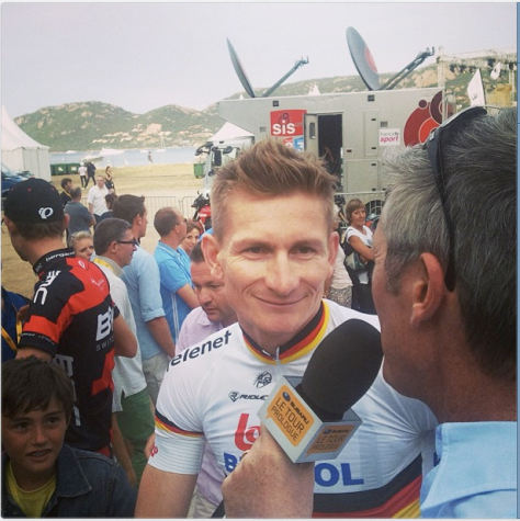 Greipel national jersey 1
