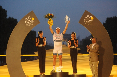 Kittel won four stages. more than anyone else (Image: ASO/B Bade)