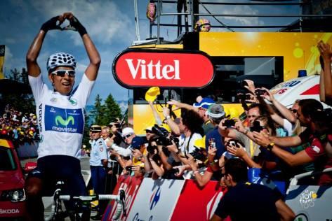 TdF Quintana heart salute ASO