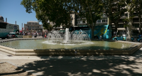 La belle ville de Montpellier (image: Sheree)