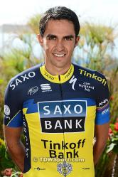 Contador is friends with Fernando Alonso (Image: Saxo-Tinkoff)
