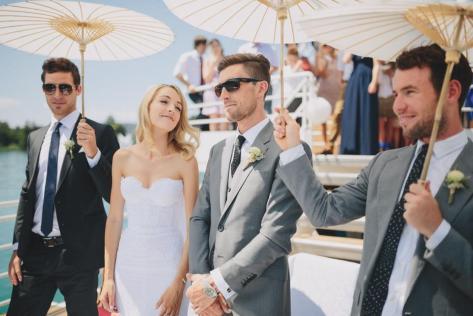 Bernie Eisel wedding