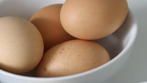 The star of the show: eggs (image: Sheree)