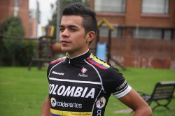 Fabio Duarte has been strongly linked with Astana (Image: Federación Colombiana de Ciclismo)