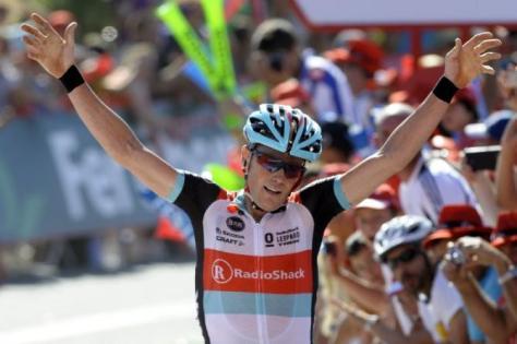 Horner Vuelta (AFP)