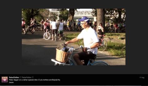Sagan gump bike