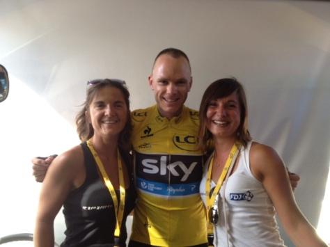 To the winner the spoils! (image: Sophie Chavanel)