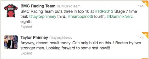 TdP BMC 3 wins