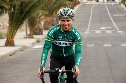 Cardoso impressed in his first grand tour (Image: Caja Rural)