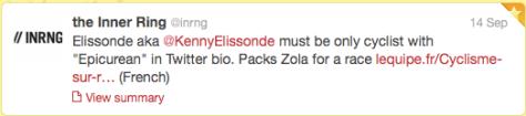 Elissonde Zola