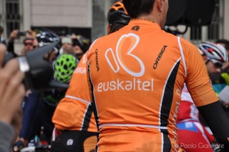 We're going to miss their distinctive orange kit