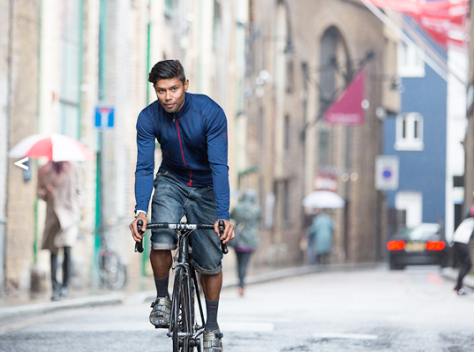 The Vulpine Long Sleeve Merino Alpine Jersey is £95.00