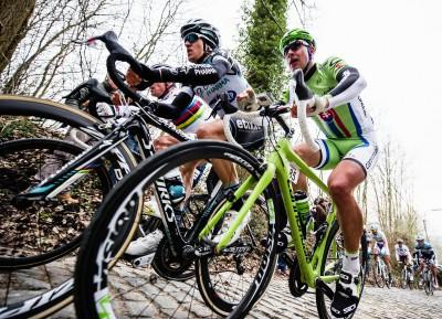 Ronde van Vlaanderen c GRUBER IMAGES Gilbert, Stybar, Sagan