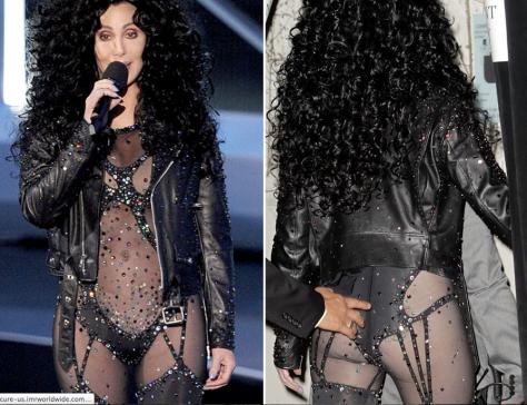 Cher back 2