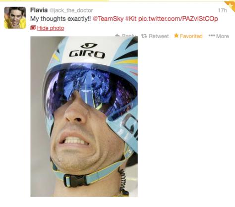 Contador grimace