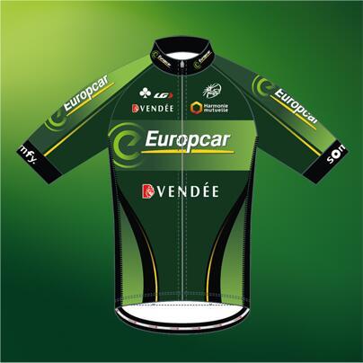 Europecar 2014 kit