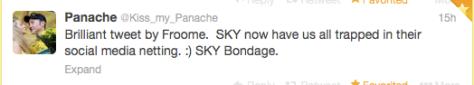 Froome Sky Bondage