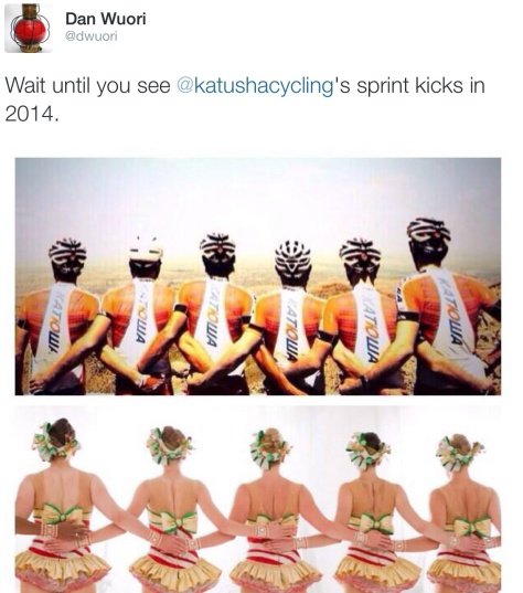 Katusha Rockettes