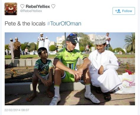 Oman Sagan locals