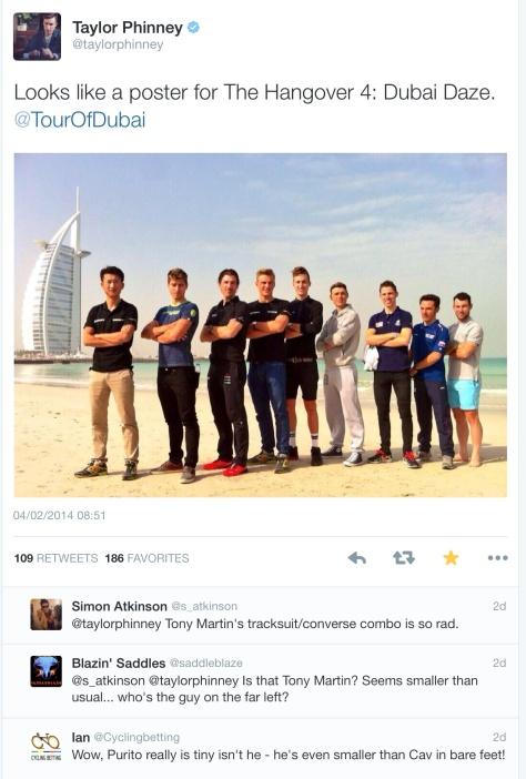 Dubai Hangover 1