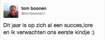 Boonen baby