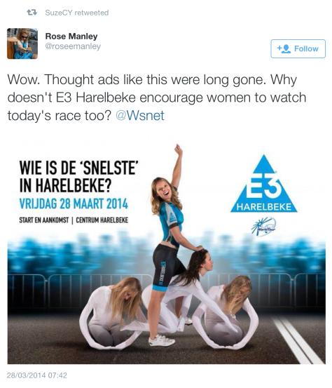 E3 Harelbeke women