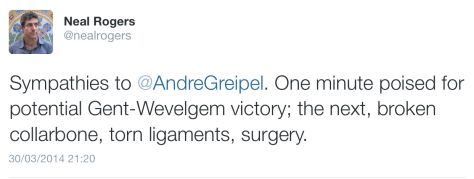 GW Greipel injury