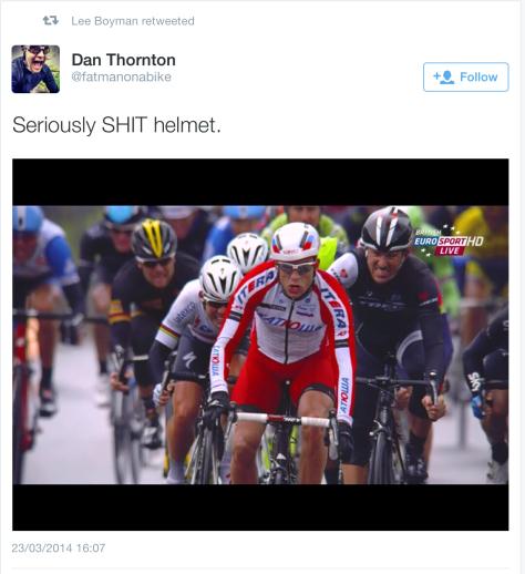 Helmet debate 4