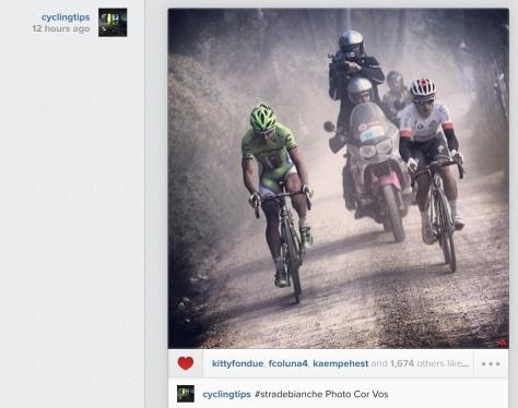 SB Sagan Kwiat on the road