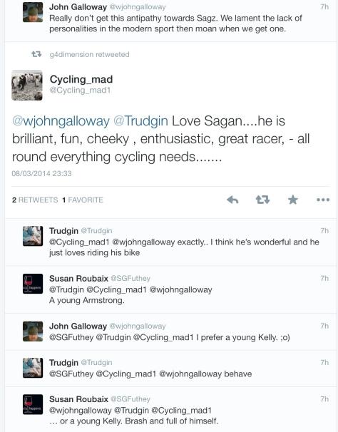 SB Sagan love hate
