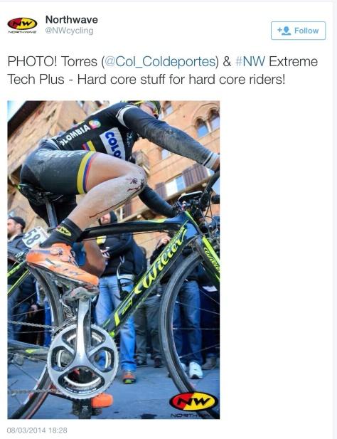SB Colombia knee