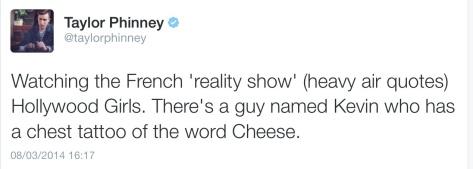 Phinney cheese tattoo