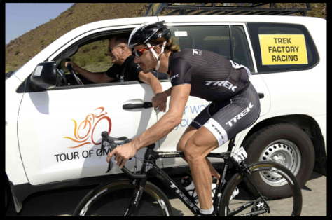 Cancellara team car (Image: Trek Factory)