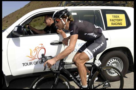Cancellara team car (Image: Trek Factory)