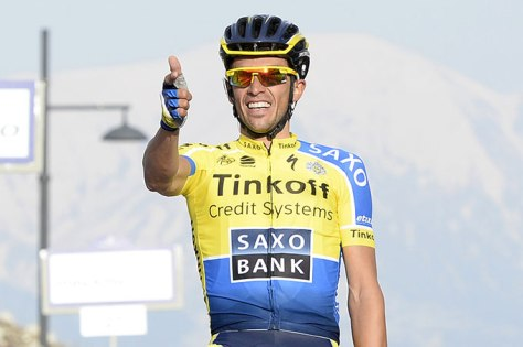 Contador dominated from start to finish at Pais Vasco (Image: Tirreno-Adriatico)