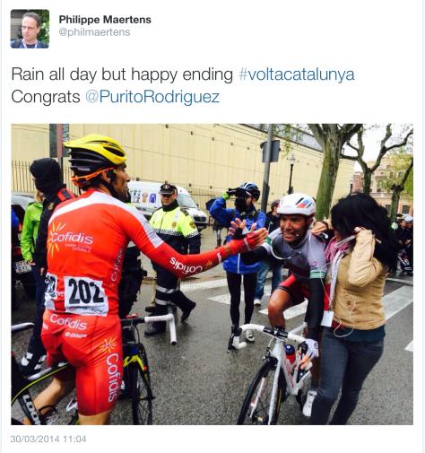 V Purito congrats