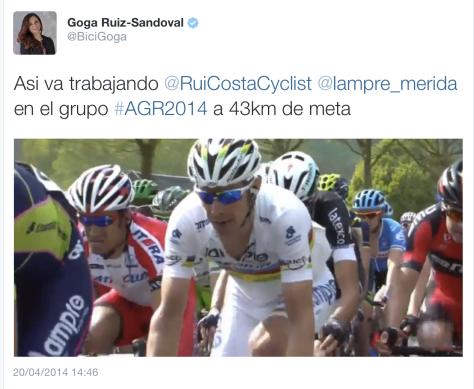 AG race Costa