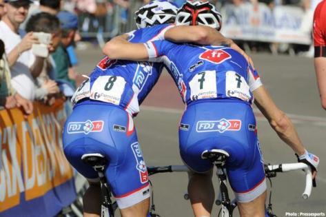 Winning's a great feeling (image: FDJ)