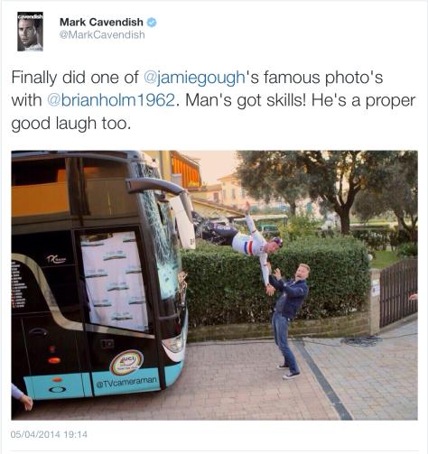G Cav bus Holm